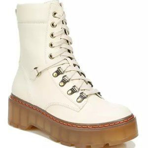 NWT Circus by Sam Edleman Sanders Combat Boots